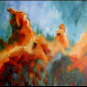 Cygnus Mt. Nebula